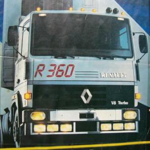 andere Renault R360 V8 turbo