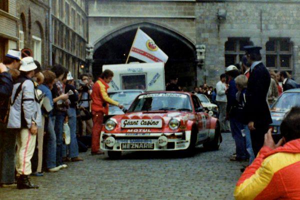 PORSCHE 911 SC Gr.4 Géant Casino