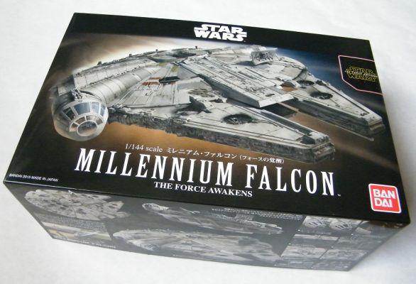 Millenium Falcon Bandai (3)