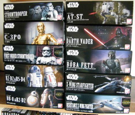 nouveautées Star Wars