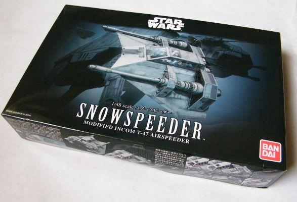 Snowspeeder Bandai (1)