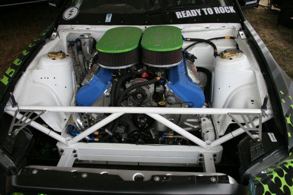 moteur Ford Mustang Drif